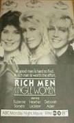 Bohatí muži, svobodné ženy