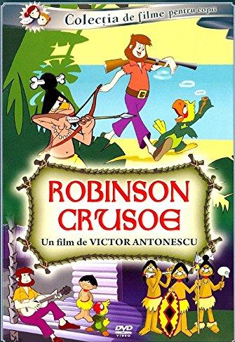 Robinsonove bláznivé dobrodružstvá