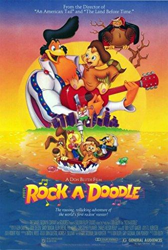 Rock a Doodle alebo kohút Kikirík