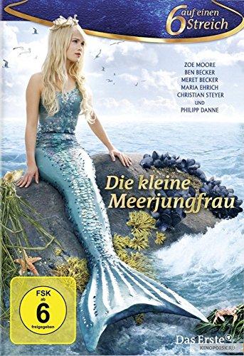 Rozprávky H. Ch. Andersena: Malá morská víla