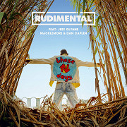 Rudimental feat. Jess Glynne, Macklemore & Dan Caplen - These Days (hudební videoklip)
