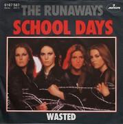 Runaways - School Days, The (hudební videoklip)