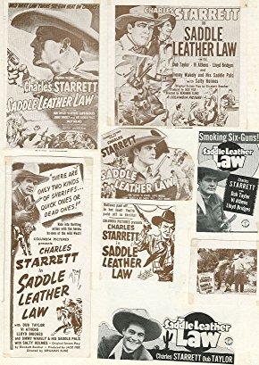 Saddle Leather Law