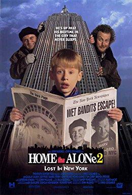 Sám doma 2: Stratený v New Yorku