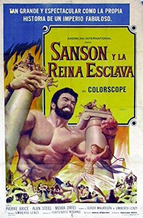 Samson a súboj silákov