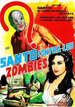 Santo contra los zombies