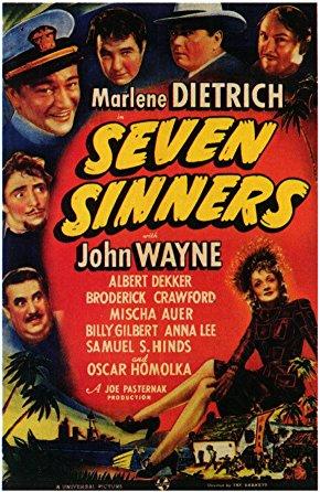 Sedm hříšníků