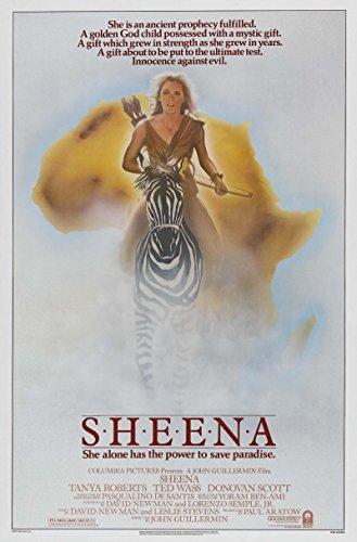 Sheena, kráľovná džungle