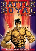 Shinmajinden Battle Royal High School