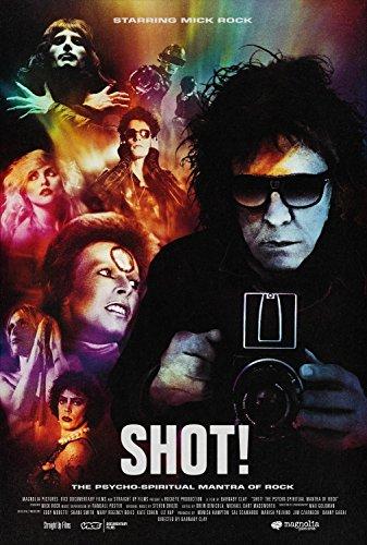 SHOT the Psycho-Spiritual Mantra of Rock
