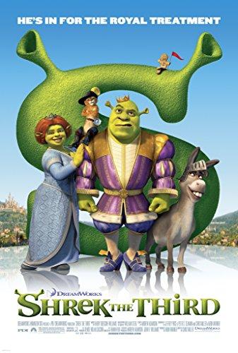 Shrek Tretí