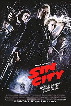 Sin City - mesto hriechu