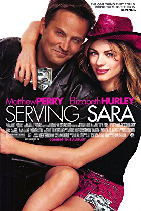 Slúžiť Sáre