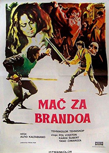 Spada per Brando, Una