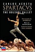 Spartacus: The Bolshoi Ballet