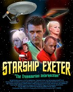 Starship Exeter: The Tressaurian Intersection
