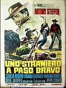 Straniero a Paso Bravo, Uno
