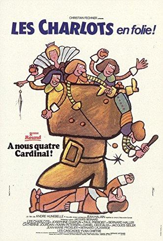 Štyria sluhovia a štyria mušketieri 2.: Len počkaj kardinál !