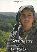 Svätá Bernadeta z Lúrd