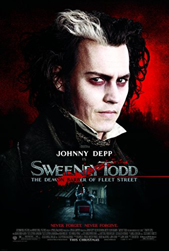 Sweeney Todd: Čertovský holič z Fleet Street