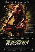 Tarzan a stratené mesto