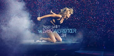 Taylor Swift: The 1989 World Tour Live (koncert)