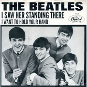 The Beatles: I Saw Her Standing There (hudební videoklip)
