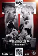UFC 232: Jones vs Gustafsson 2 (TV pořad)