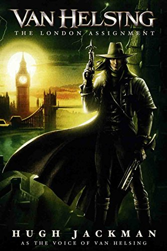 Van Helsing: Londýnská mise