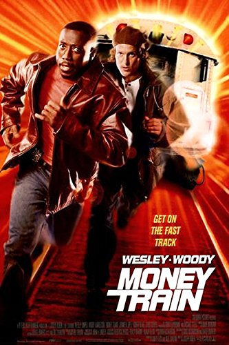 Vlak s peniazmi