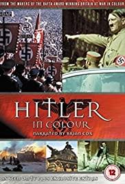 Vojna vo farbe: Adolf Hitler