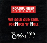 We Sold Our Souls for Rock 'n Roll
