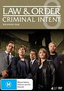Zákon a pořádek: Zločinné úmysly - Série 8 (série)