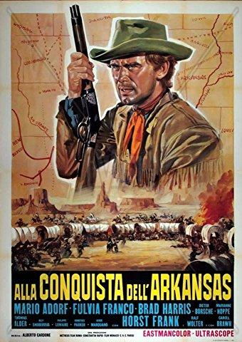 Zlatokopovia z Arkansasu