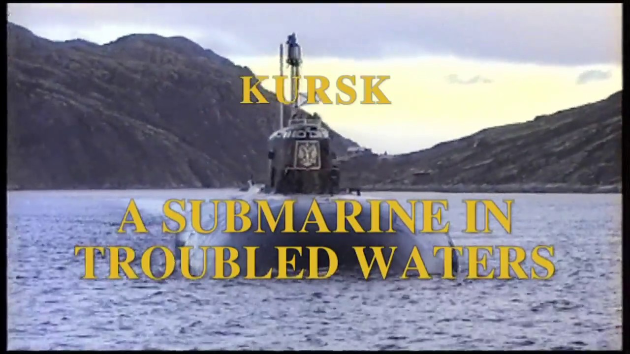 Курск трейлер Kursk  A Submarine In Troubled Waters   Trailer