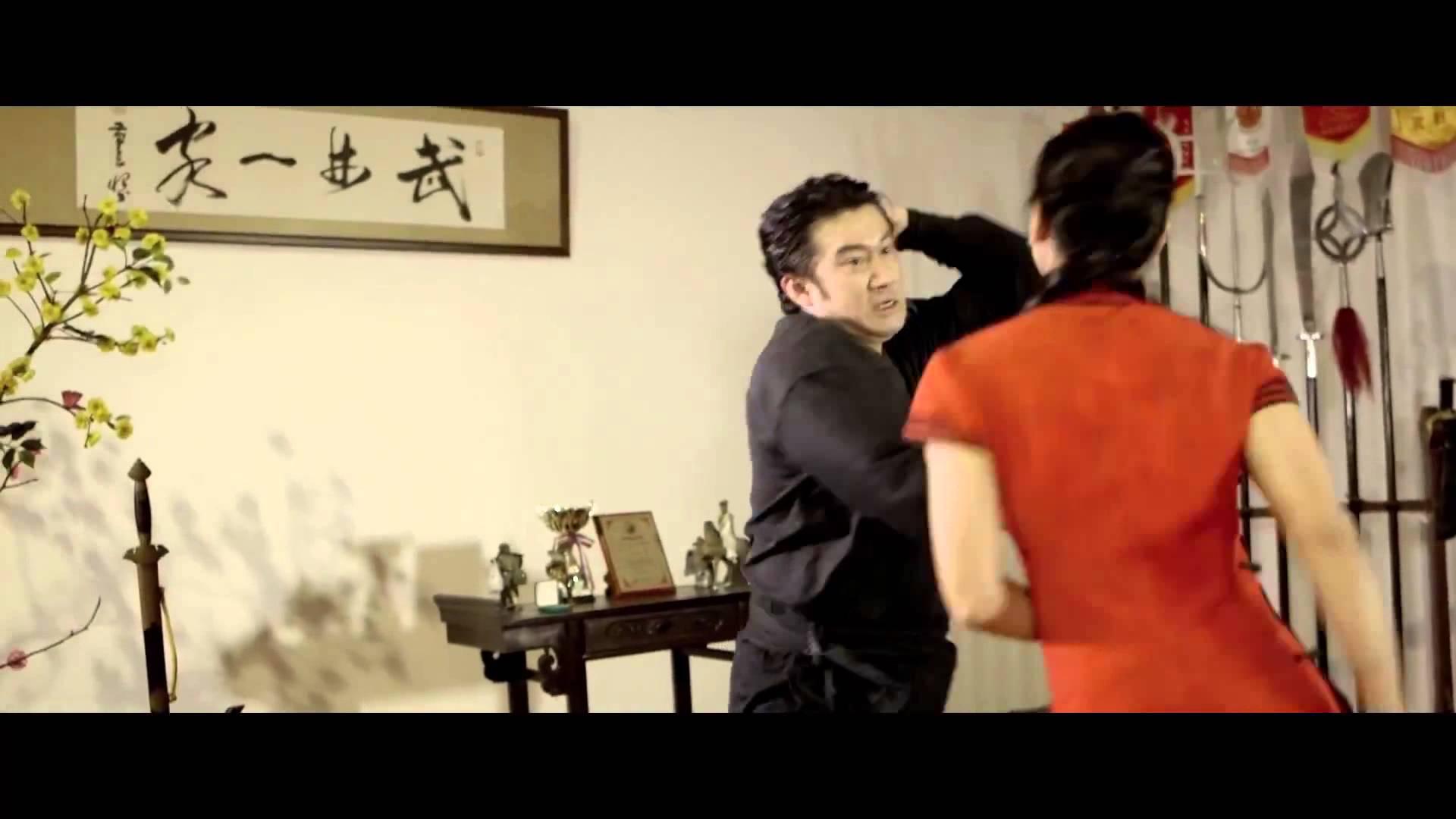 """挑戰書 """"The Challenge Letter"""" Sneak Peek of Fight scene between Jen & Tomioka"""