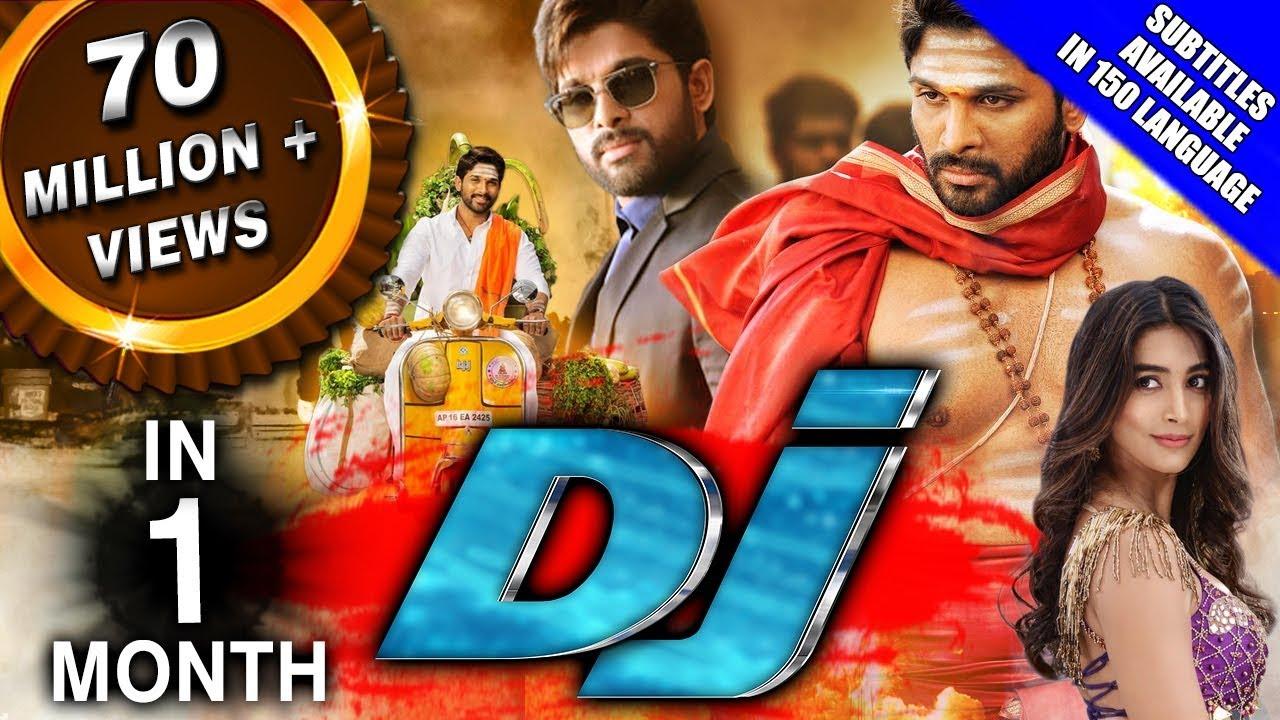 DJ (Duvvada Jagannadham) 2017 New Released Full Hindi Dubbed Movie | Allu Arjun, Pooja Hegde