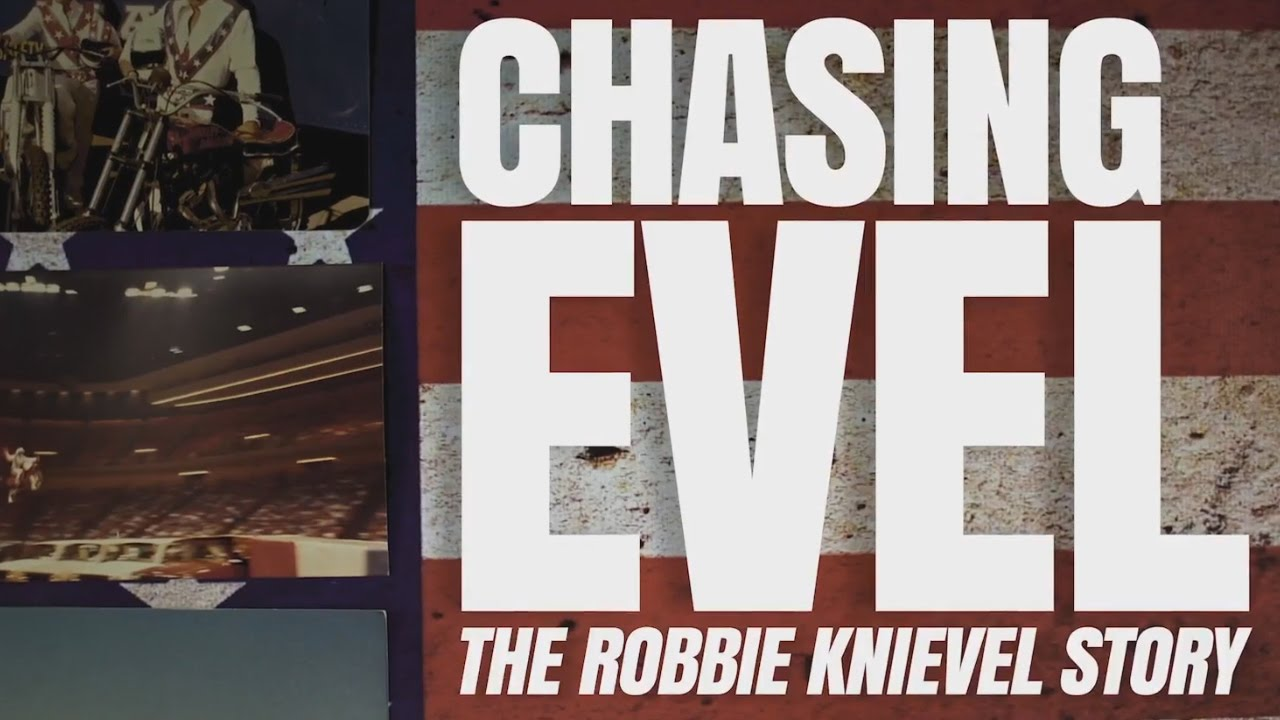 Chasing Evel: The Robbie Knievel Story Trailer