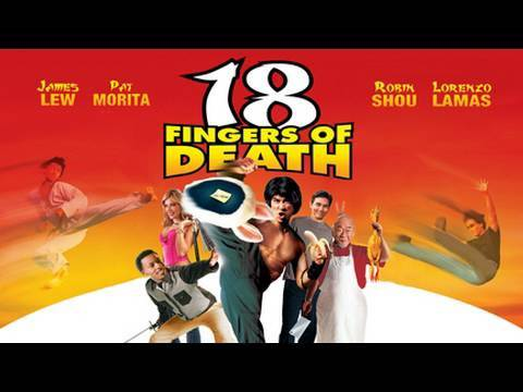 18 Fingers of Death -- Trailer