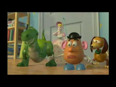 1999: Toy Story 2 Short Version Trailer HQ