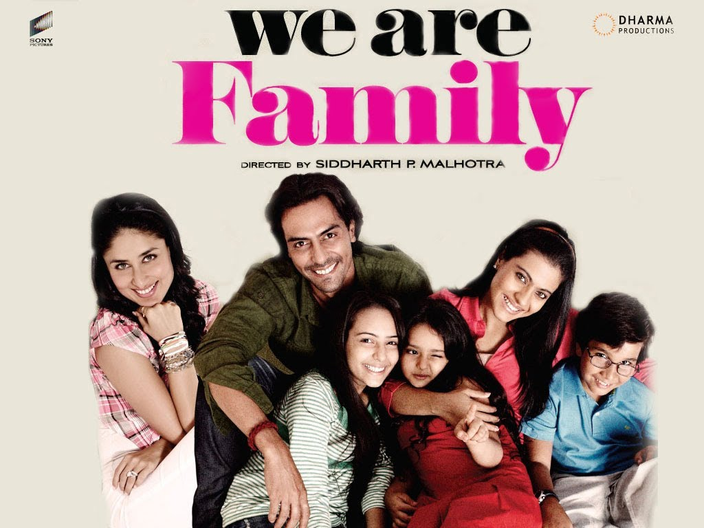 We Are Family Trailer