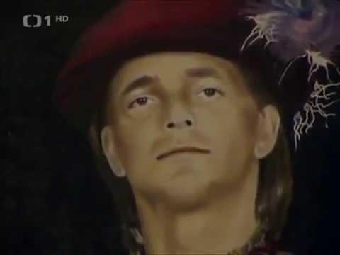Strašidlo Cantervillské Komedie Horor Československo 1989  - BC FILM