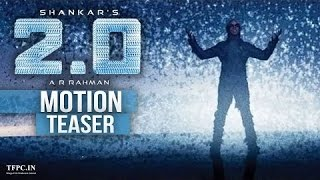 2.0 Official Trailer | Enthiran 2 Official Trailer | Rajinikanth | Akshay Kumar | Amy Jackson
