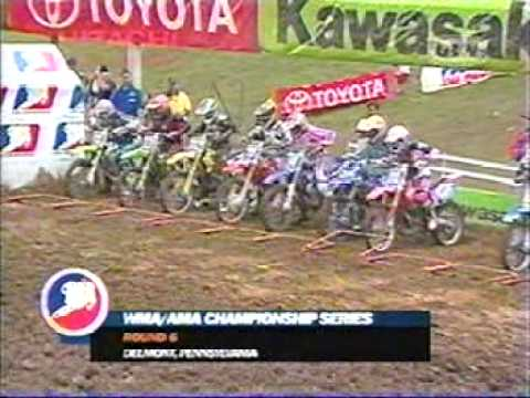 2006 Steel City 250cc Outdoor National (Round 11 of 12)