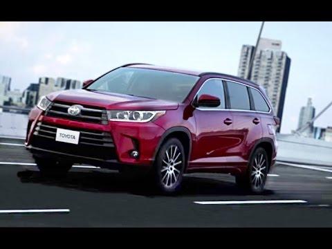 2017 Toyota Highlander - Revealed!
