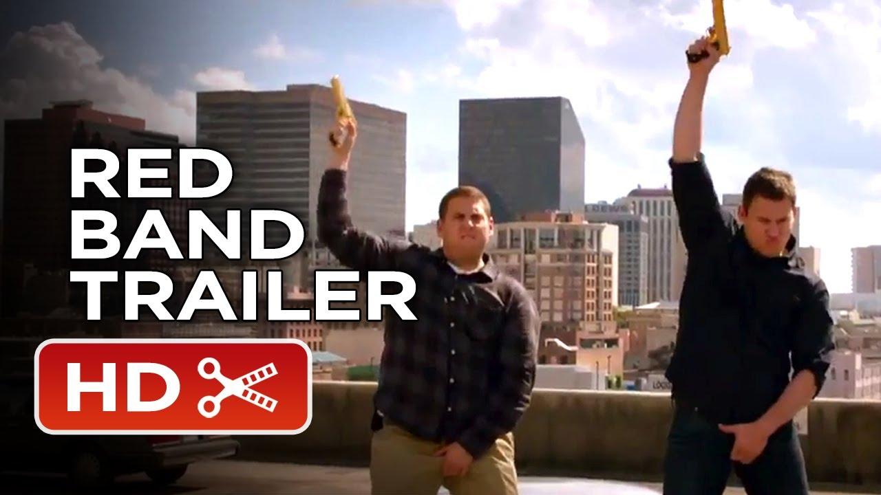 22 Jump Street Red Band TRAILER (2014) - Jonah Hill Movie HD