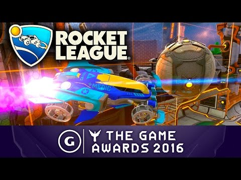 Rocket League - Starbase ARC Trailer | The Game Awards 2016
