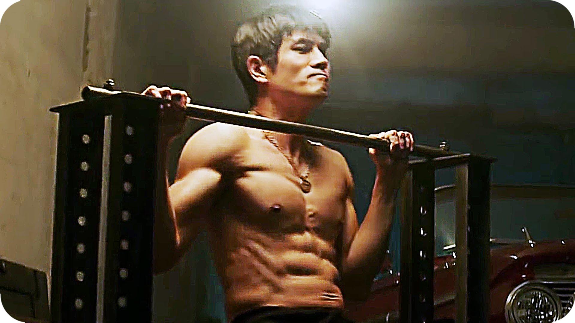 BIRTH OF THE DRAGON Trailer (2016) Bruce Lee Movie