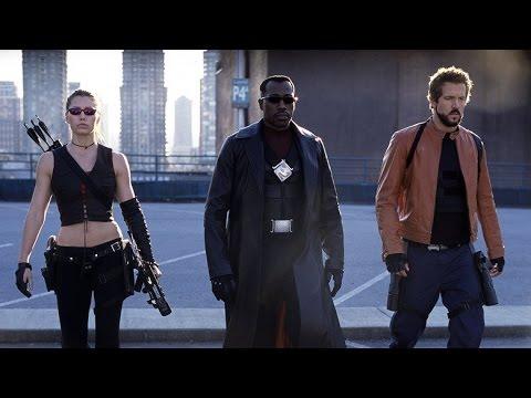 Blade: Trinity (2004) Trailer