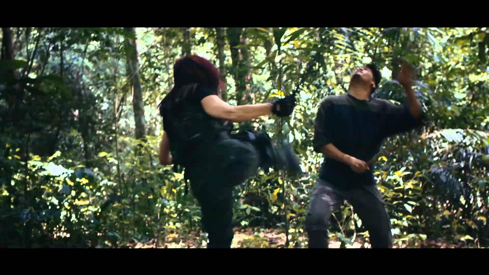 Showdown in Manila Teaser trailer (english version)